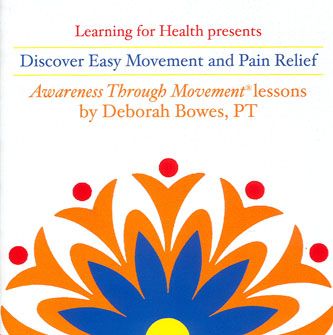 image of discover easy movement and pain relief cd