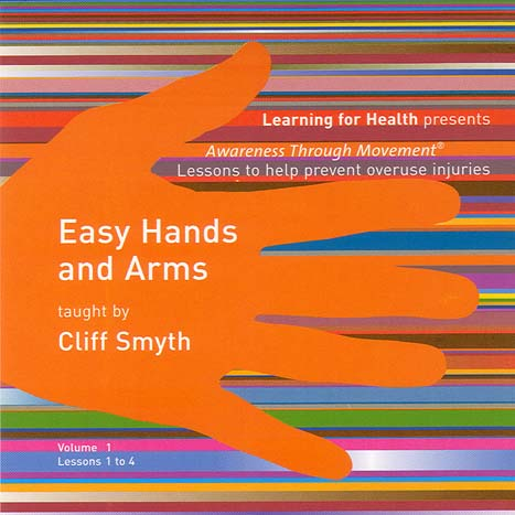 image of easy hands and arms cd